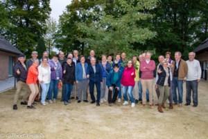 Landelijke Gilde Mielen op weekend in de priorij van Corsendonk