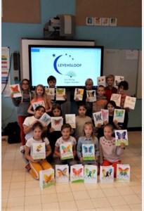 Basisschool Herx steunt Levensloop Sint-Truiden
