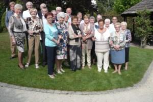 81-jarigen van Diepenbeek komen samen