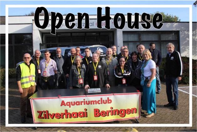 Open House bij aquariumclub