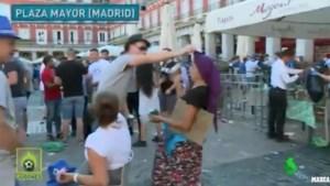 """Club Brugge start onderzoek naar """"respectloze"""" supporters die over de schreef gingen in Madrid"""