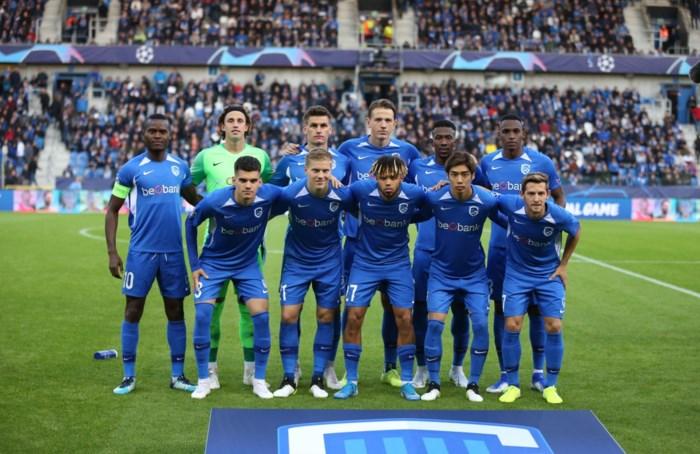 KRC Genk jongste team op tweede speeldag Champions League