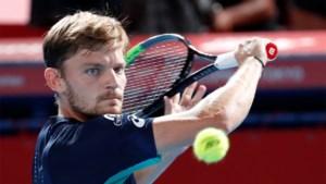 David Goffin mag zich opmaken voor halve finale tegen Novak Djokovic: