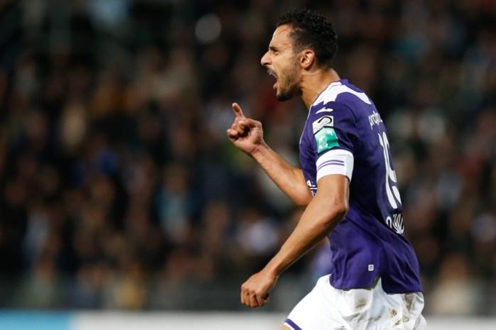 Chadli geeft Anderlecht hoop ondanks blunder van VAR