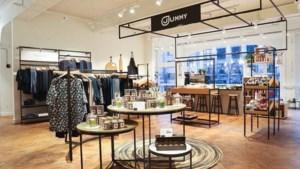 Ook JUTTU opent winkel in Hasseltse Quartier Bleu
