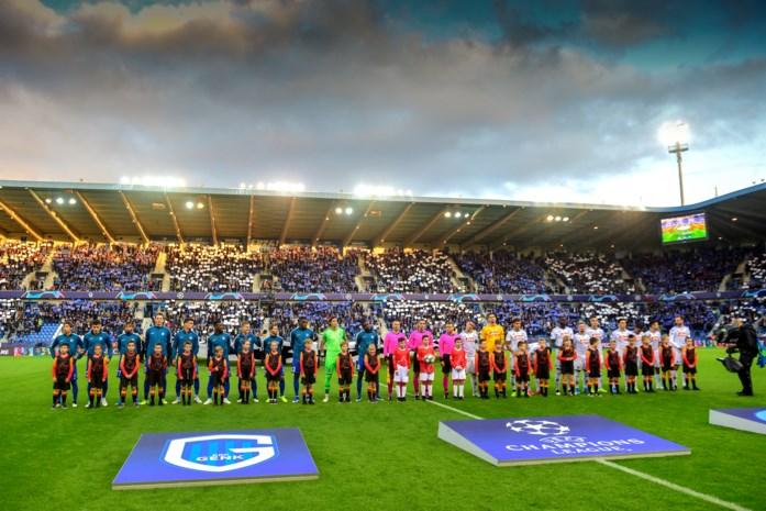 Genk krijgt goed rapport van UEFA