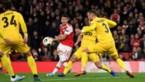 In schietkraam tegen Gunners: jong geweld van Arsenal overklast Rouches