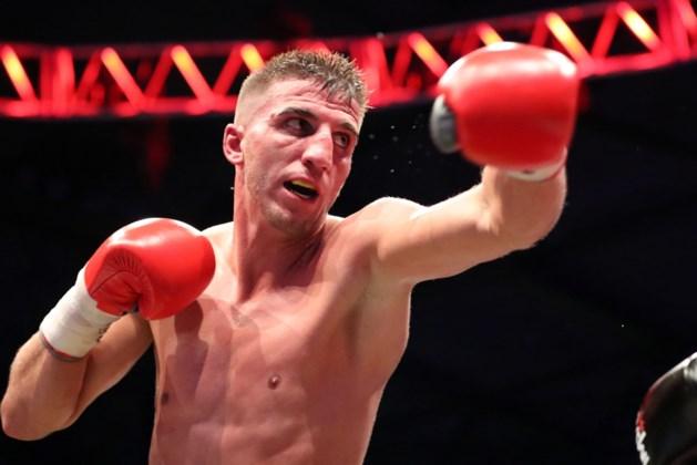 Meriton Karaxha wint hoofdkamp Gents boksgala op punten van Garrido, Kevin Ongenae verlengt Belgische titel