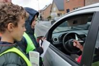 Leerlingen doen chauffeurs beloven trager te rijden