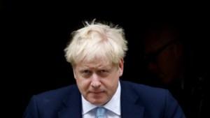 Boris Johnson laat deur voor Brexit-uitstel plots toch op een kier
