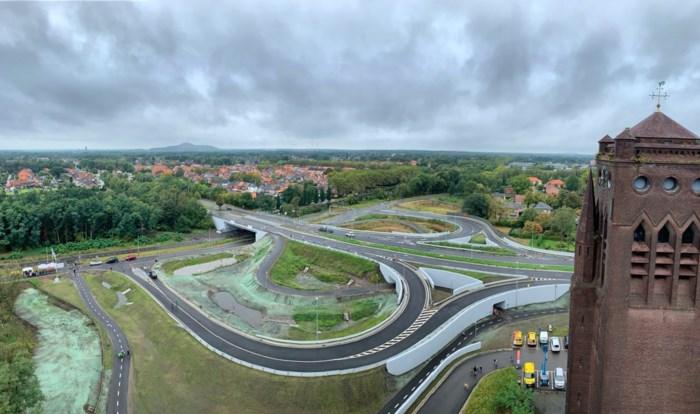 Afrittencomplex Zwartberg na ruim een jaar klaar
