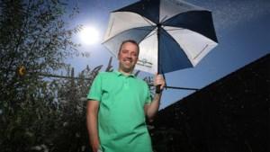 """Onze weerman Ruben Weytjens: """"Zondag, regendag"""""""