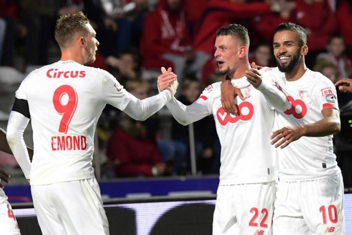 Antwerp gooit 2-0 weg, Emond speelt redder voor de Rouches