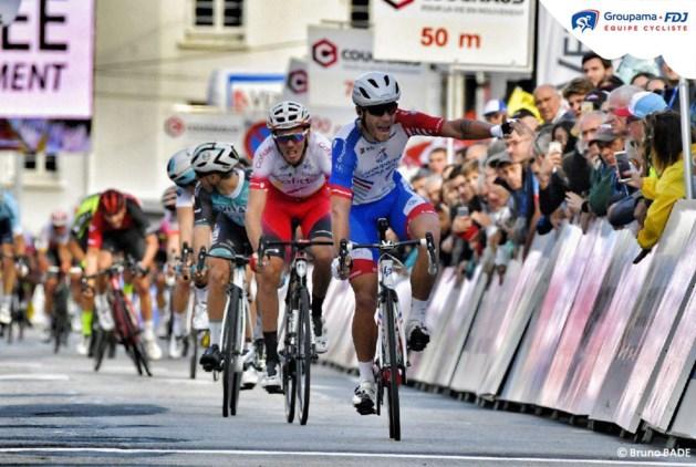 Marc Sarreau spurt naar zege in Tour de Vendée