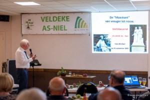 Frans Medaer boeit met lokale geschiedenis in lokale taal