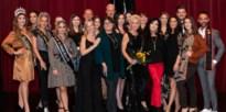 Modellen Models Inc lopen modeshow ten voordele van MPI De Dageraad