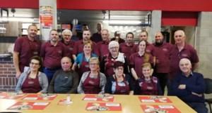Restaurantdag PCC Sint-Maartenshof een succes
