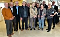 83-jarigen van Linde en Wauberg komen gezellig samen