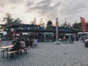HAP Foodtruckfestival Zonhoven valt deels in het water