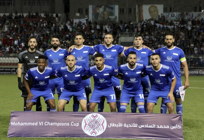 Match Hades-Palestina gaat niet door: Palestijnse ploeg mag niet afreizen