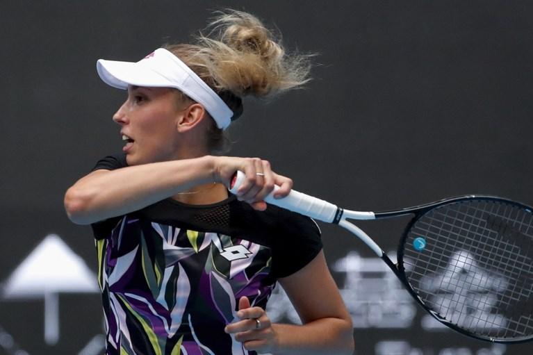 David Goffin stijgt een plaats op de wereldranglijst, Elise Mertens komt weer top 20 binnen op WTA-ranking