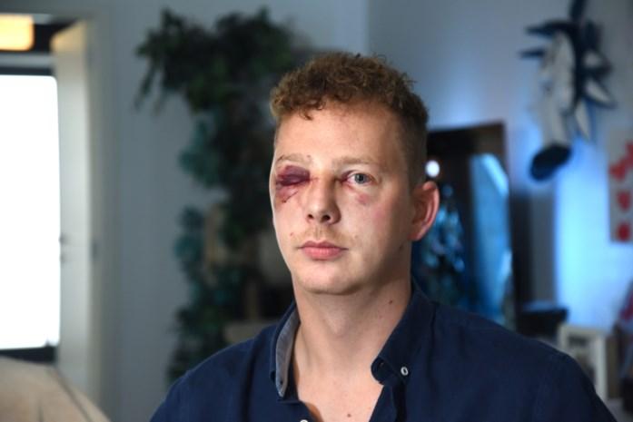 """Beringenaar aangevallen na avondje op café: """"Dacht dat het met mij gedaan was"""""""