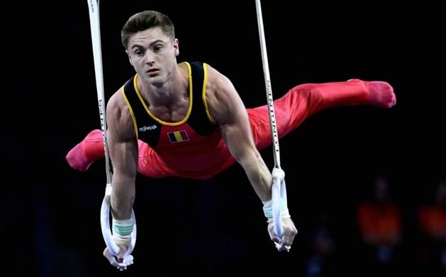 Belgische mannen grijpen naast ticket voor Olympische Spelen op WK turnen