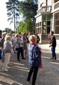 Markant Lanaken bezoekt Labiomista van Koen Vanmechelen in Genk