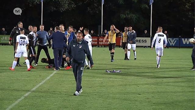Patro dient klacht in tegen scheidsrechter na incidentrijke derby