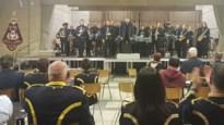 Wereldkampioen fanfare op bezoek in Val-Meer