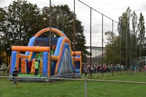 Meer dan 1.200 kinderen nemen deel aan tweede Looise Funrun