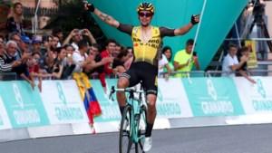 Roglic scoort opnieuw in Italië, achtervolgers (met Dylan Teuns) rijden verkeerd