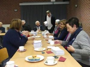Samenkomst Antennenmense parochies Paal  en Tervant