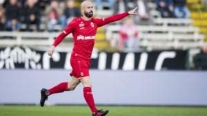 Schade valt mee voor Antwerp en Steven Defour: 7 tot 10 dagen rust moeten volstaan