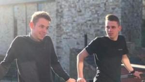 Identieke tweelingbroers lossen mekaar af bij Herderen-Millen