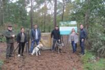 Losloopzone voor honden in Rotem