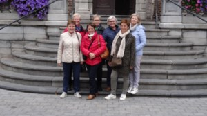 Oud-leerlingen St-Maria Instituuut bezoeken Hasselt