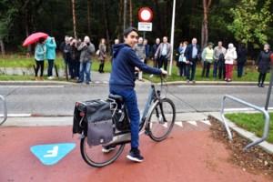 Noord-Zuid fietssnelweg stilaan een beetje veiliger