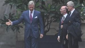 Koning Filip stuurt Bourgeois (N-VA) en Demotte (PS) het veld in als preformateurs