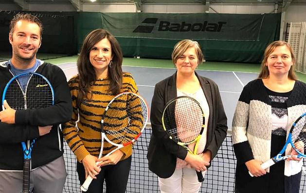 Scholen Campus Van Eyck en Limburgse Tennis Academie bouwen aan toekomst talentvolle jongeren