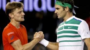 David Goffin stoot in Shanghai door naar nieuw duel tegen Roger Federer