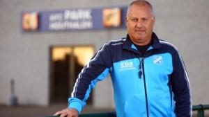 Luc Reumers stapt op als coach van Park Houthalen