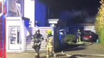 Brand legt bakkerij in de as