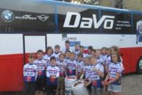 KZLWC-DAVO jeugdwielrennen zet zich in voor het goede doel