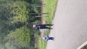 Vierjarige Lucan jongste deelnemer Ambiorixrun