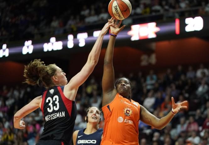 Nog geen WNBA-titel voor Emma Meesseman en Kim Mestdagh