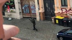 Zeker twee doden bij schietpartij aan Duitse synagoge: één verdachte opgepakt