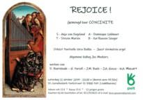 Concinite eert Mozart  zaterdag met concert in kerk Lindelhoeven