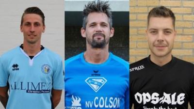 De mannen van eerste provinciale: trio neemt de leiding