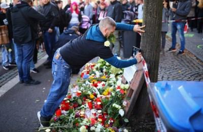 Slachtoffers van schietpartij in Duitse Halle geïdentificeerd: vrouw van 40 en 20-jarige man